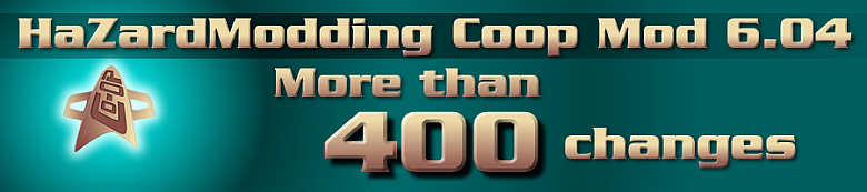 Version 6 04 of the Coop Mod is here! news - Mod DB