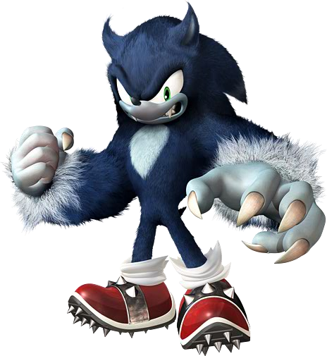 Sonic Unleashed Werehog