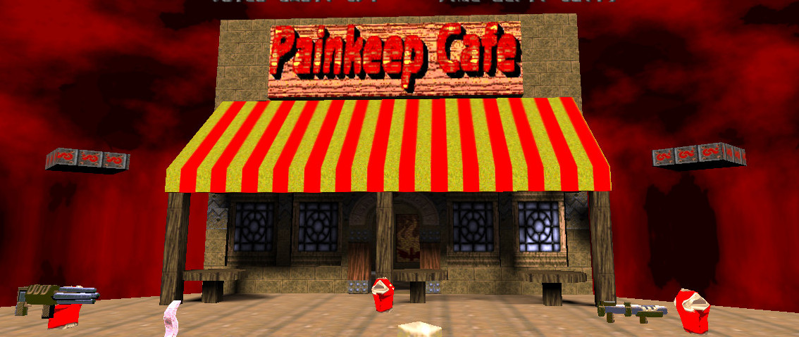 Painkeep Cafe