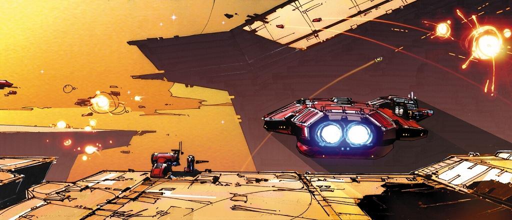 concept battlescape poster