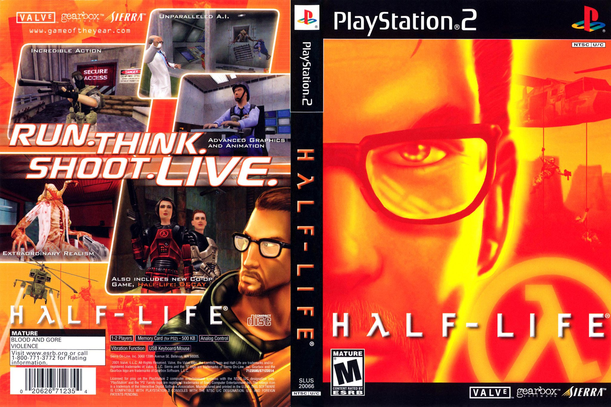 Half-Life PlayStation 2 Port (Xash) mod - Mod DB