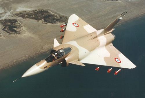 Fotos de Aviacion (Civil y Militar) Mirage-4000