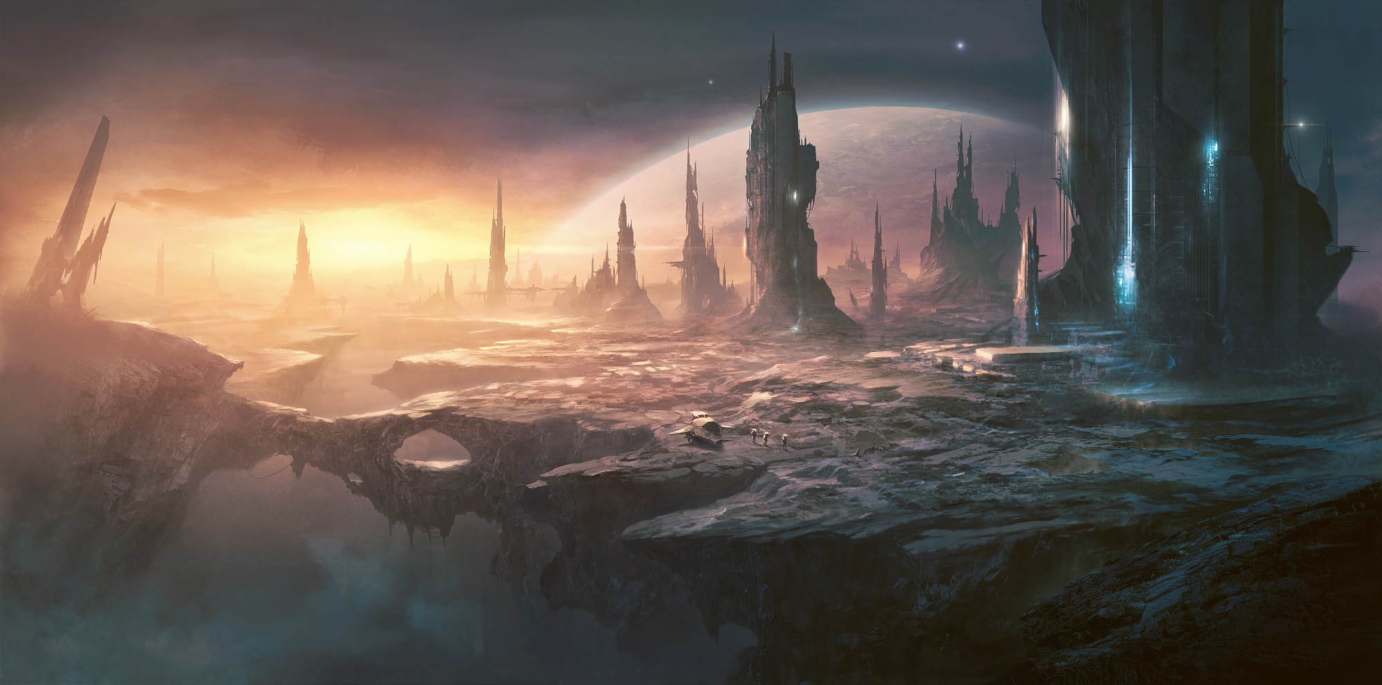 Stellaris - Small Dead City