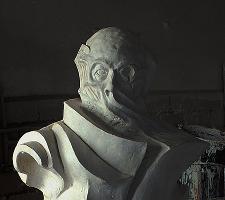 Sculpture by Swirekster