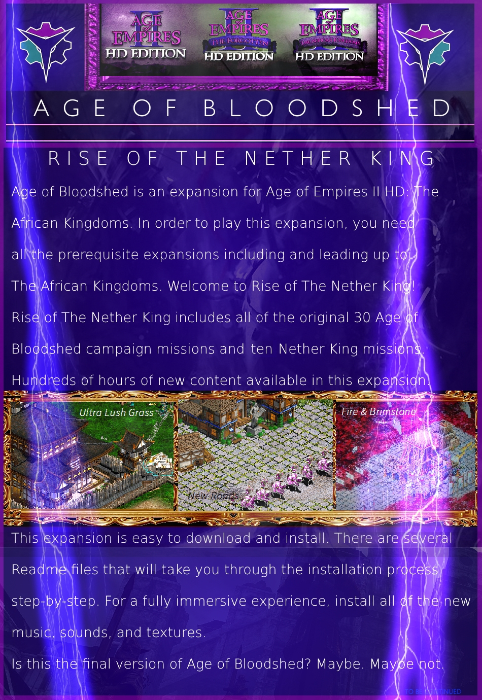 Nether King header 1