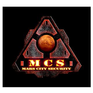 MCS Forged Metal Logo Mars 320 c
