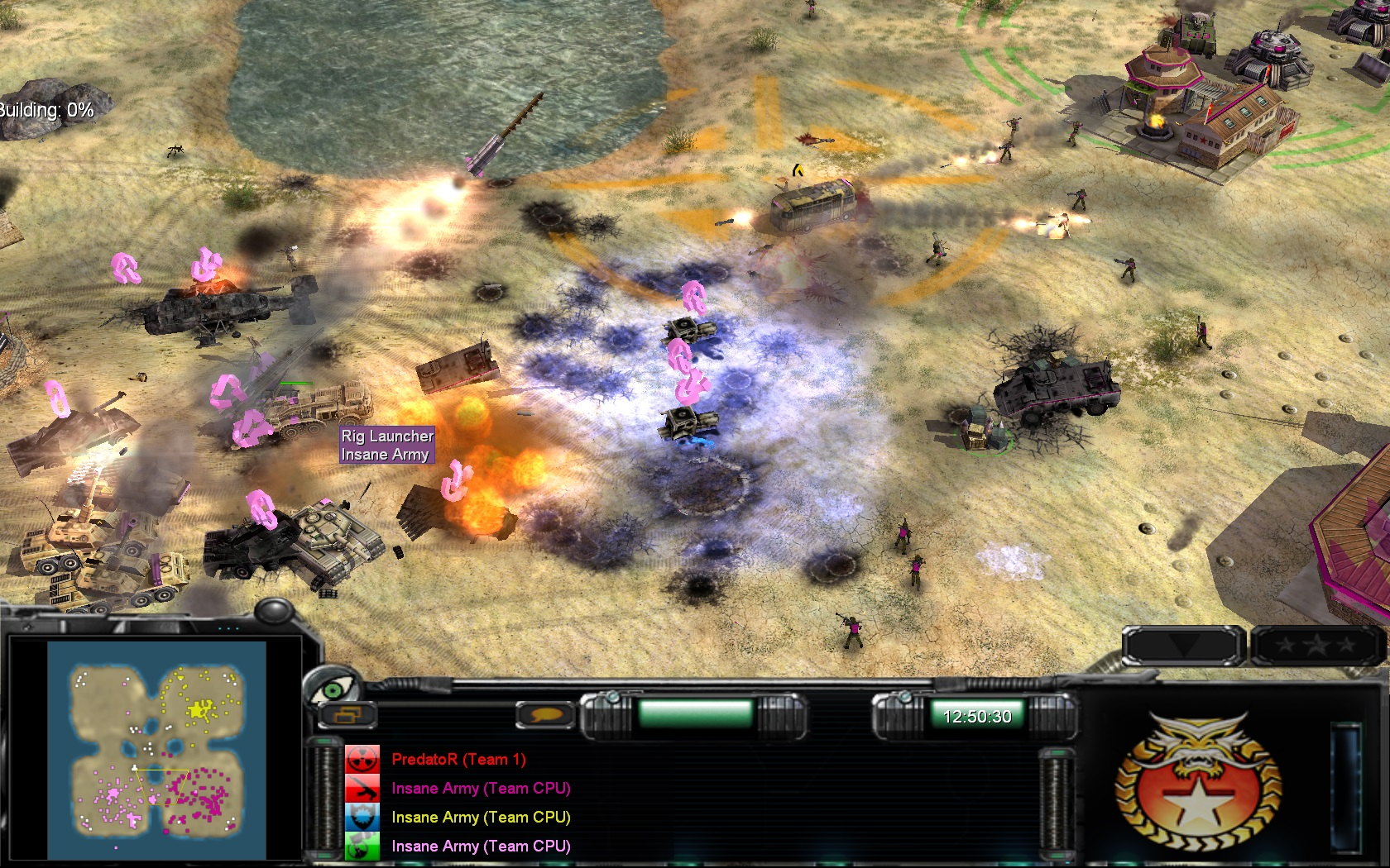 AI Rig Launcher
