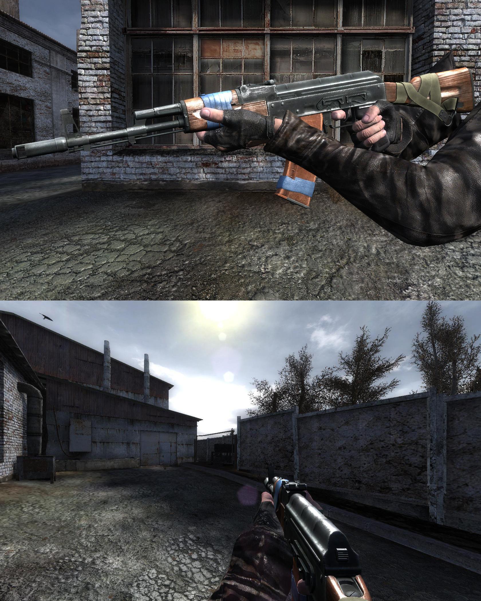 AK74 CW