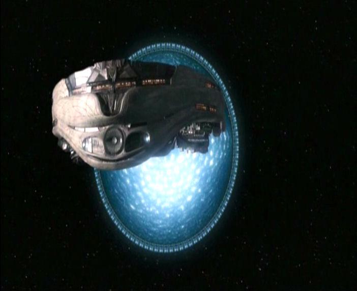 das hässlichste Raumschiff - SciFi-Forum