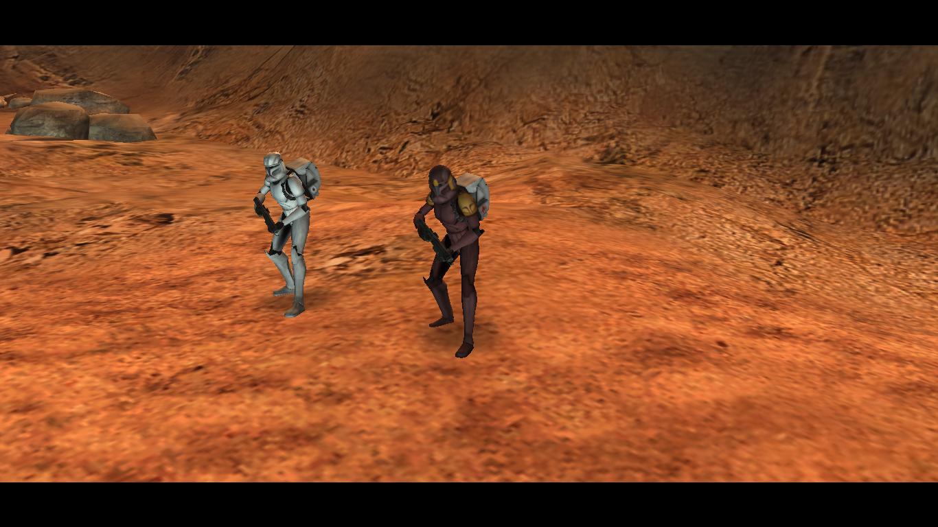 3 Support Desert