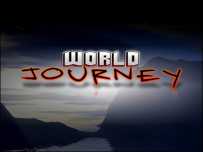journey logo. World Journey Logo