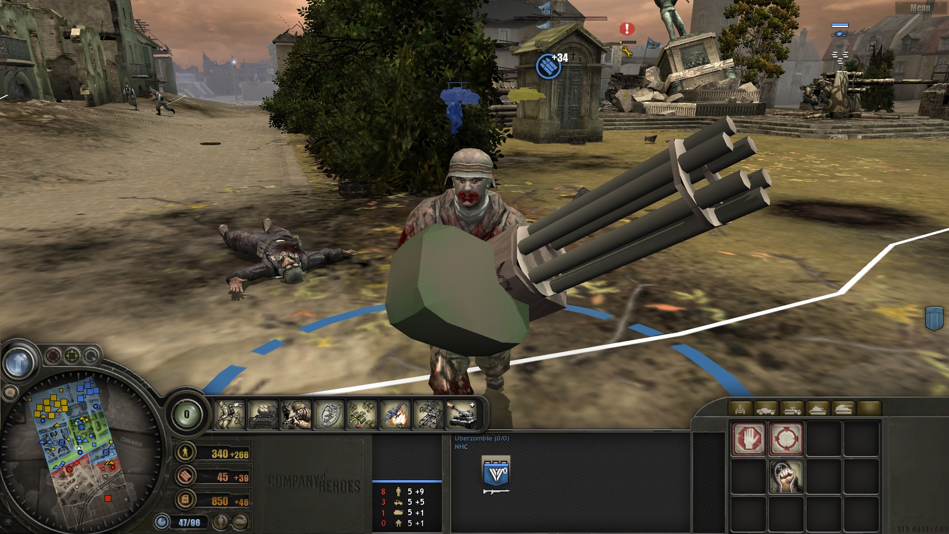 Nhc Mod For Company Of Heroes Mod Db