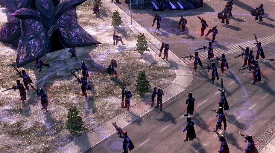 Black Hand Infantry