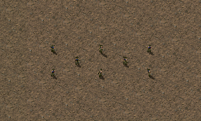 TD Commando GDI