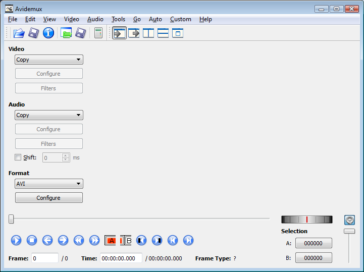 fixounet free fr avidemux download html