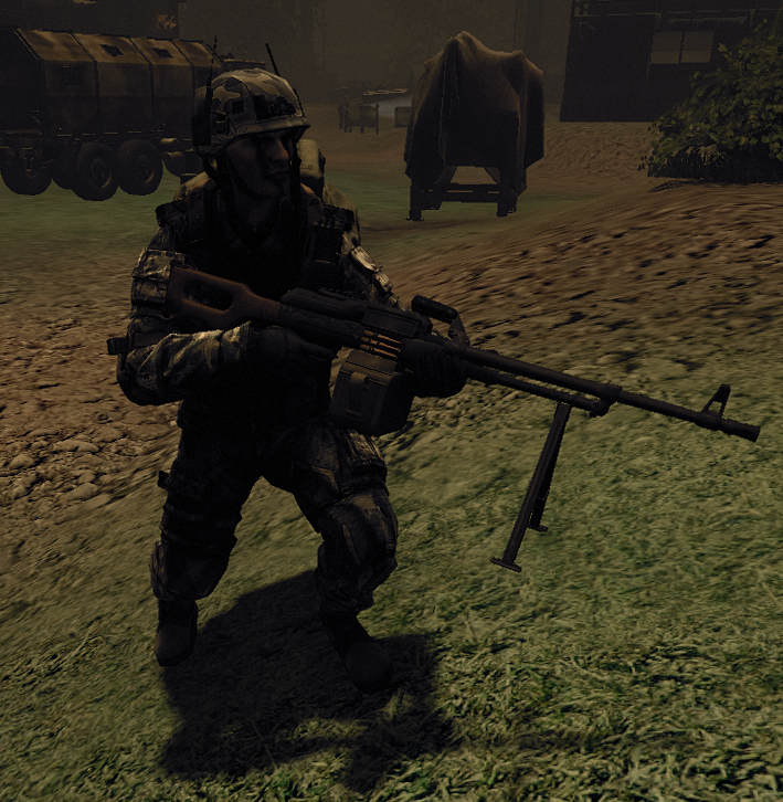 Soldier heavy