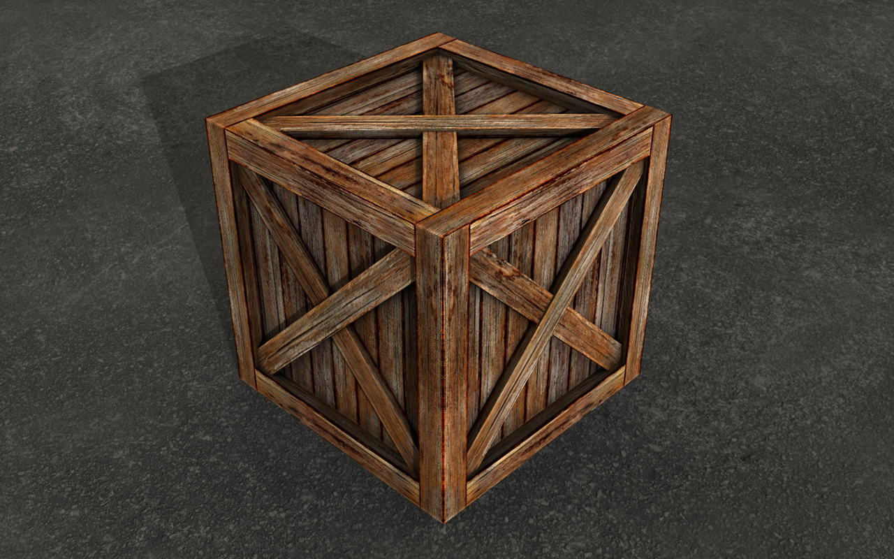 Wooden Crate Image Zefish Mod Db