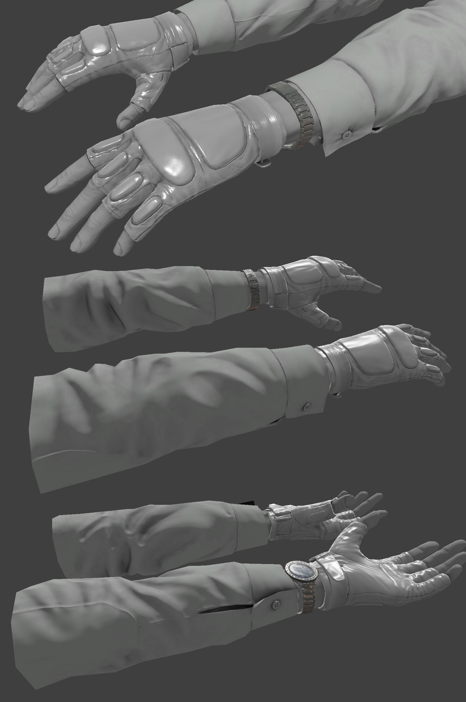 First Person Hands WIP Mdl Viewer image - FishMan:E - Mod DB