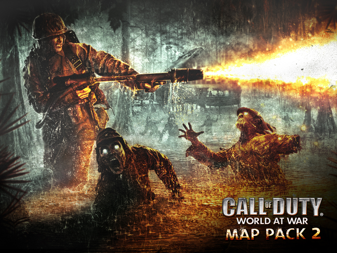 Call of duty world at war custom zombies maps download ...