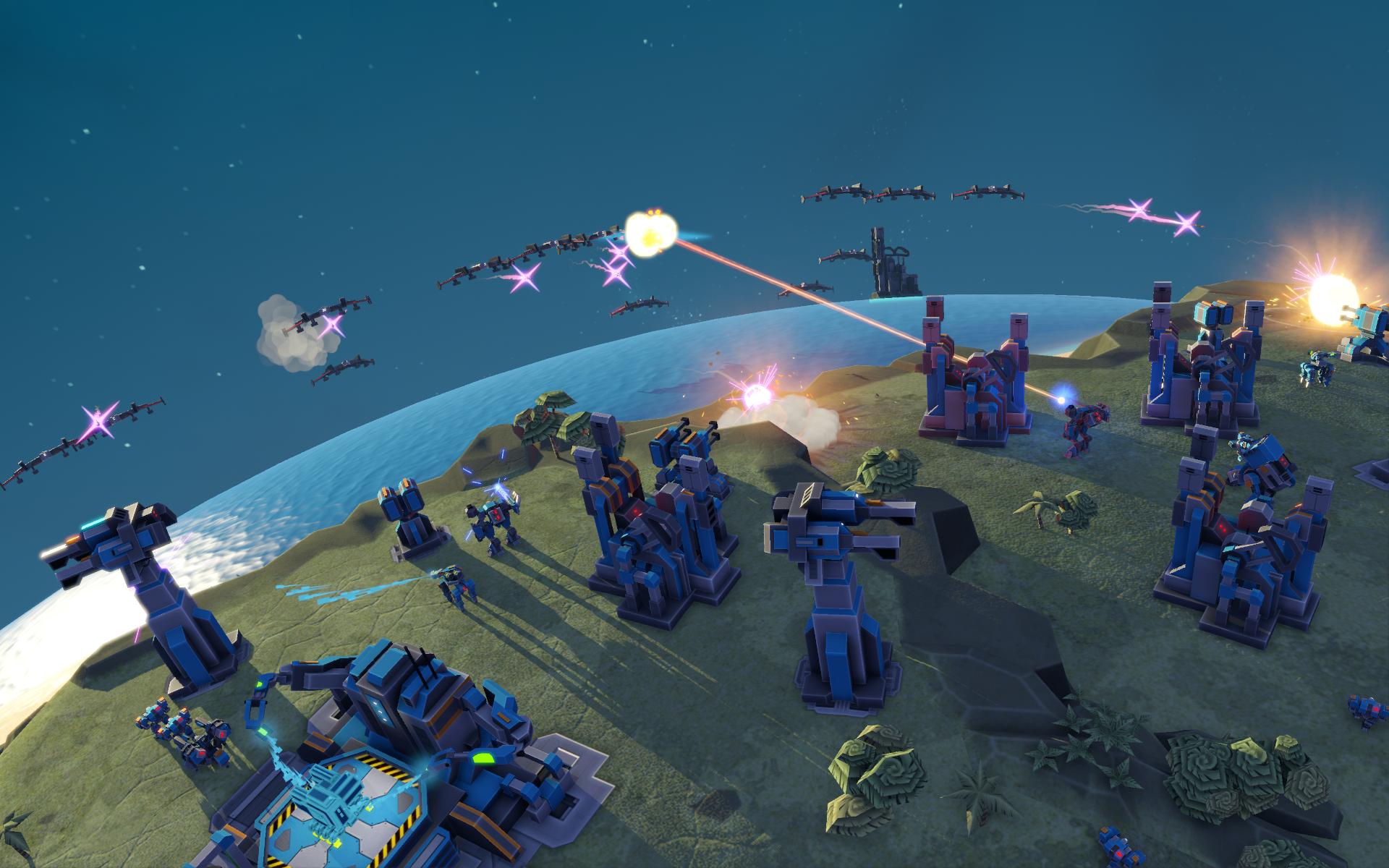 Gil-Es intercept incoming Hornet fire