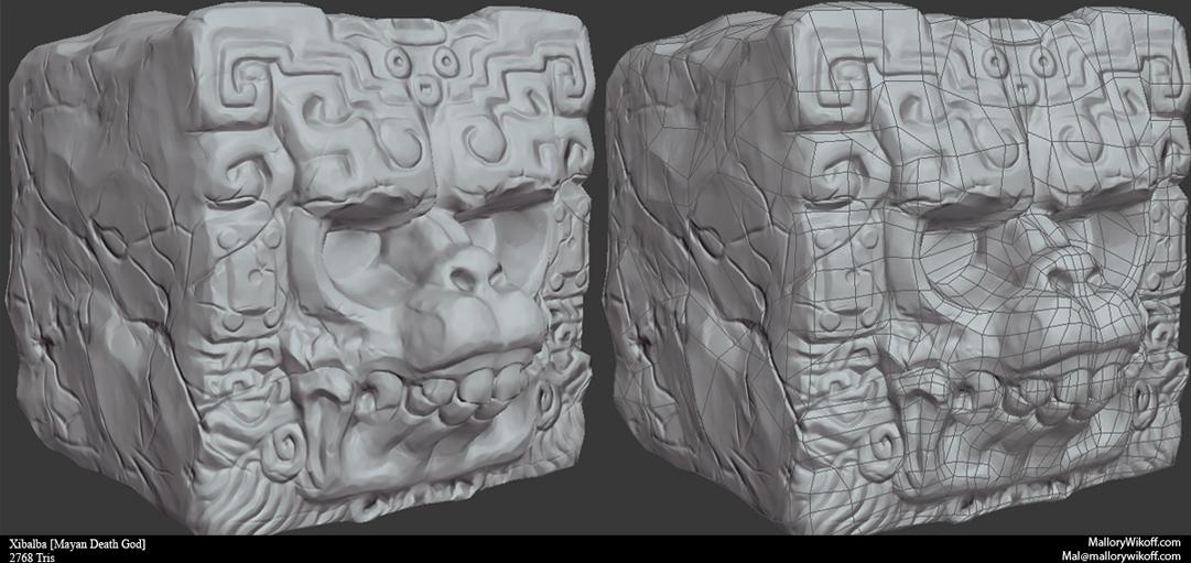 Maya Death Gods Relate...