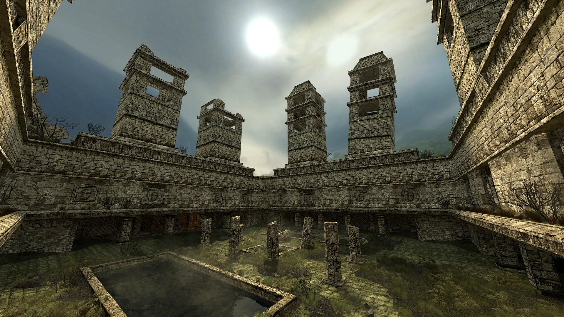 Aztec Temple image - un   indInside Aztec Temple