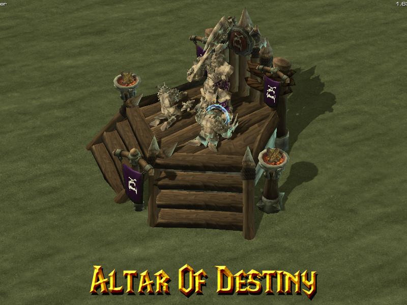 Warsong Altar of Destiny