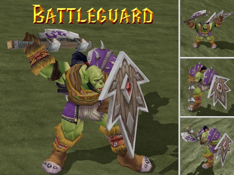Warsong Battleguard