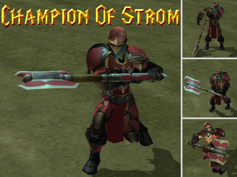 Champion Of Strom