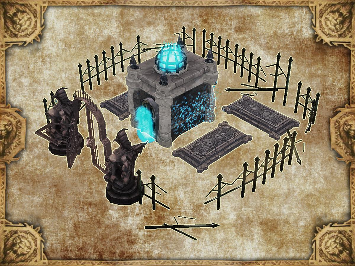 The Dark Crypt