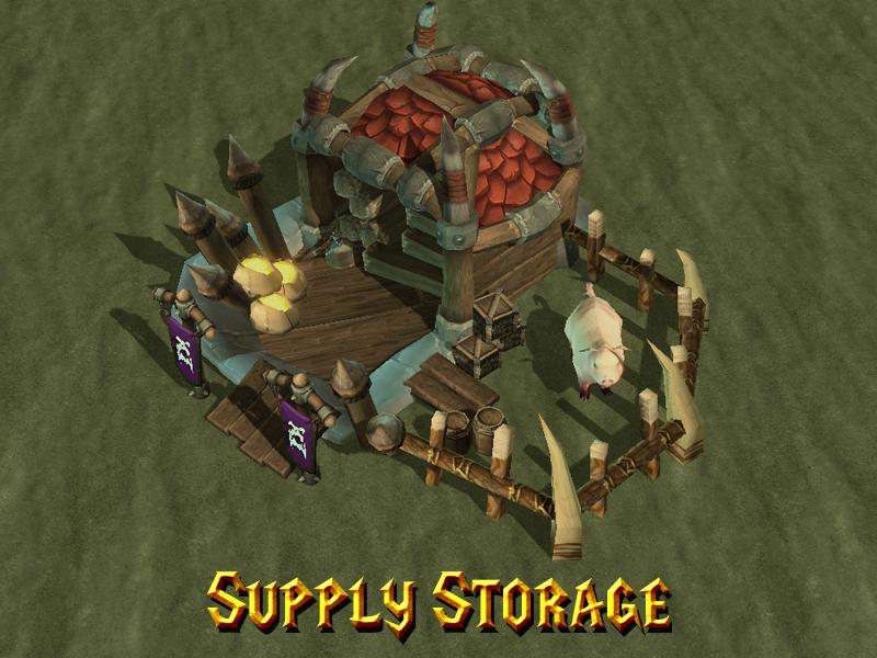 Warsong Supply Storage