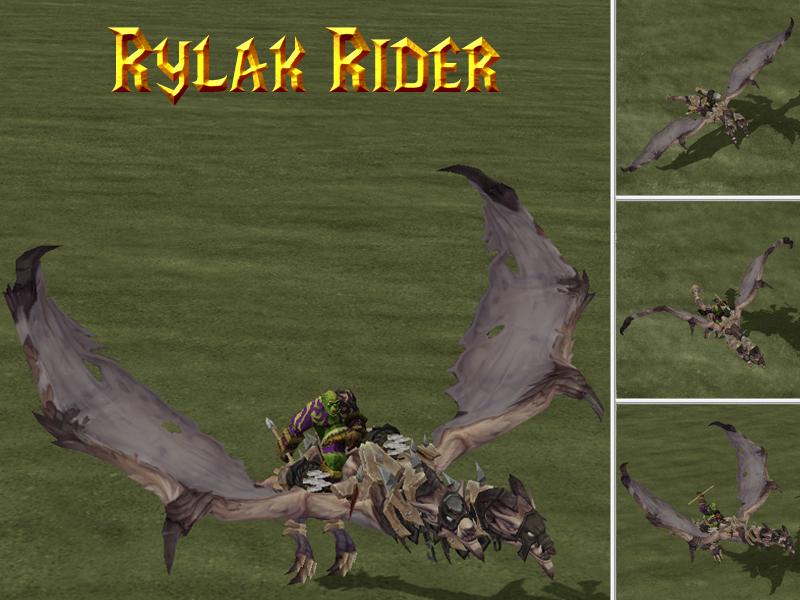 Rylak Rider