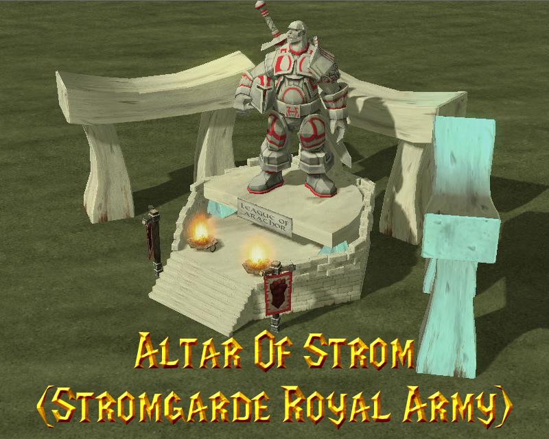 SRA Altar