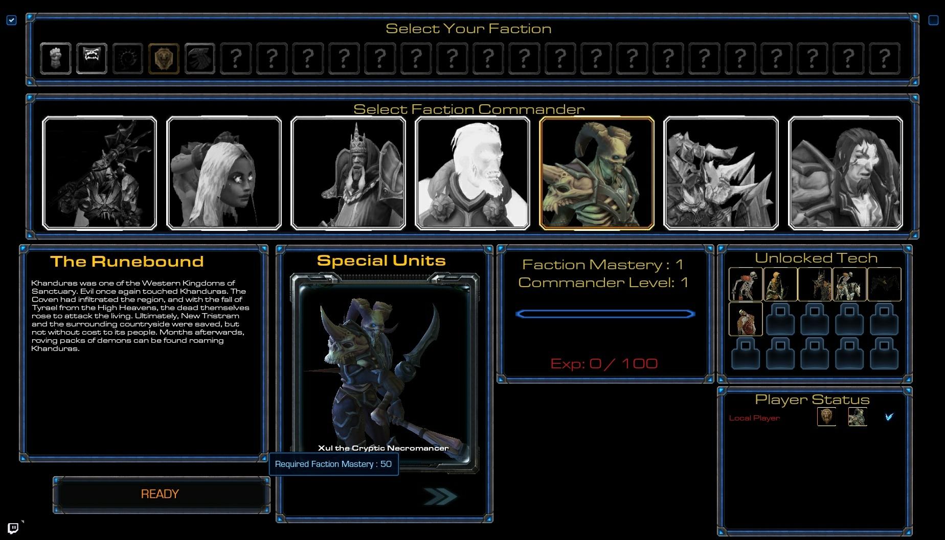 Xul the Necromancer