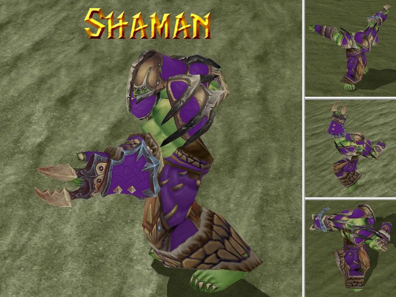 Shaman MODDB