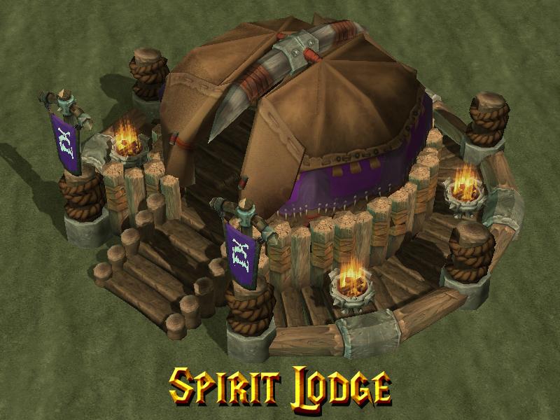 Warsong Spirit Lodge