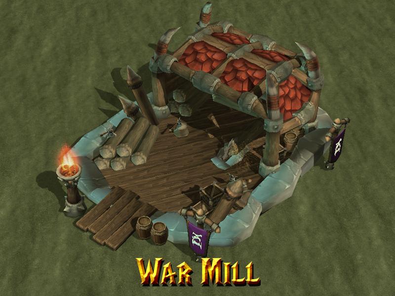 Warsong War Mill