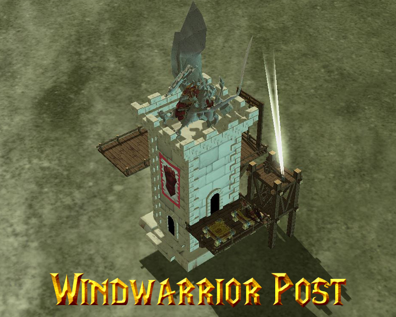 Windwarrior Post