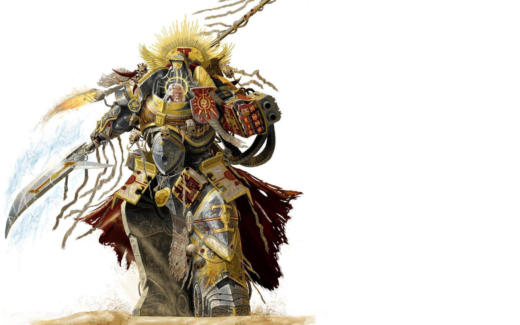 Warhammer 40k - high-res pics image - lukaluka94 - Mod DB
