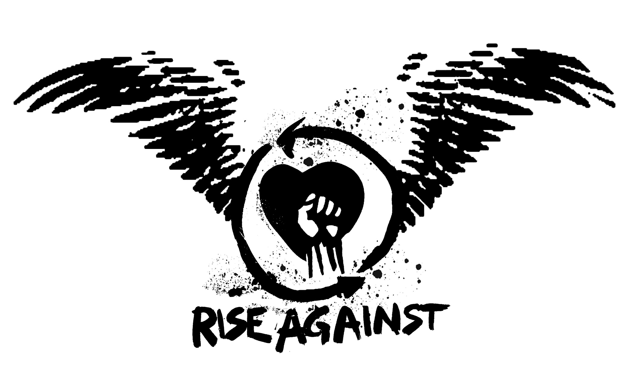 rise against - awesome band image - apothecary888