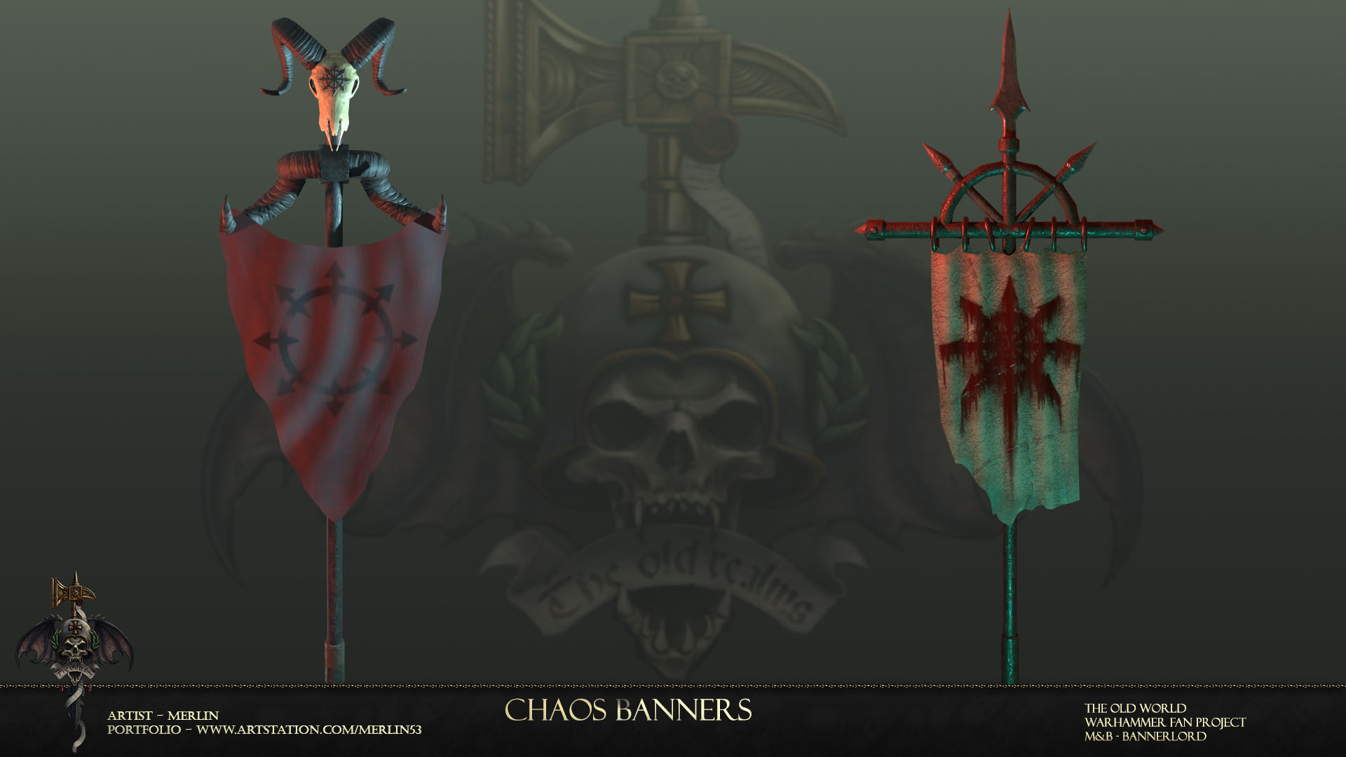 Chaos banners 2