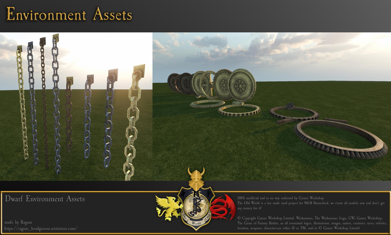 Dwarf Environment Assets 2