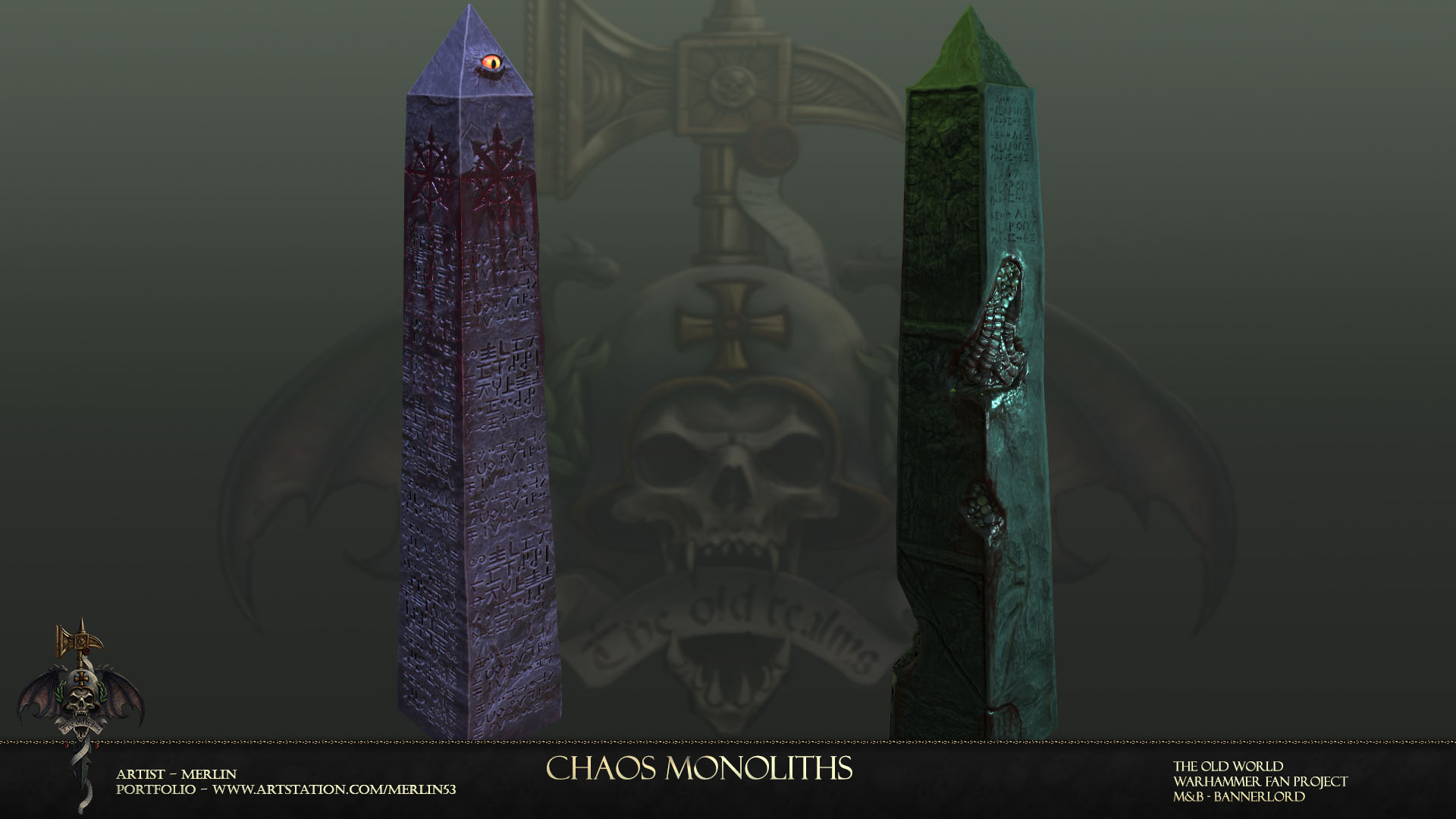 chaos monoliths