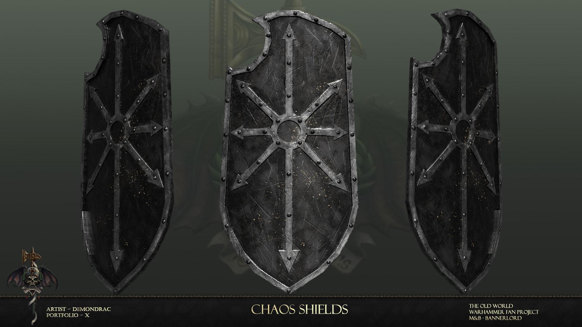 chaos shields