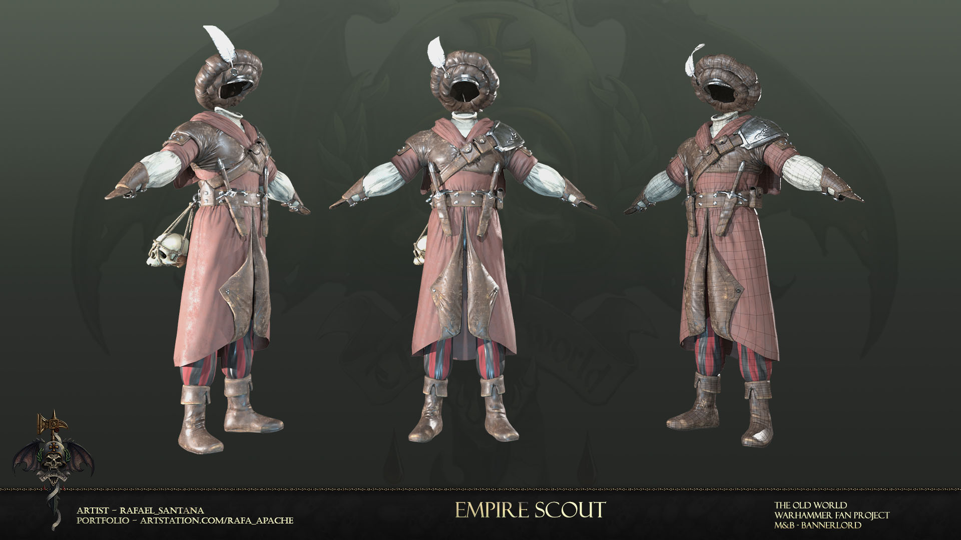 [SP][EN] The Old Realms Empire_scout