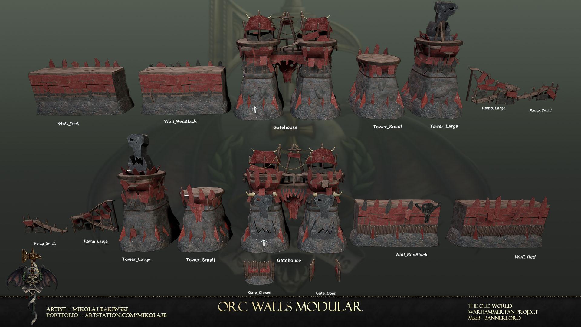 orc walls modulat