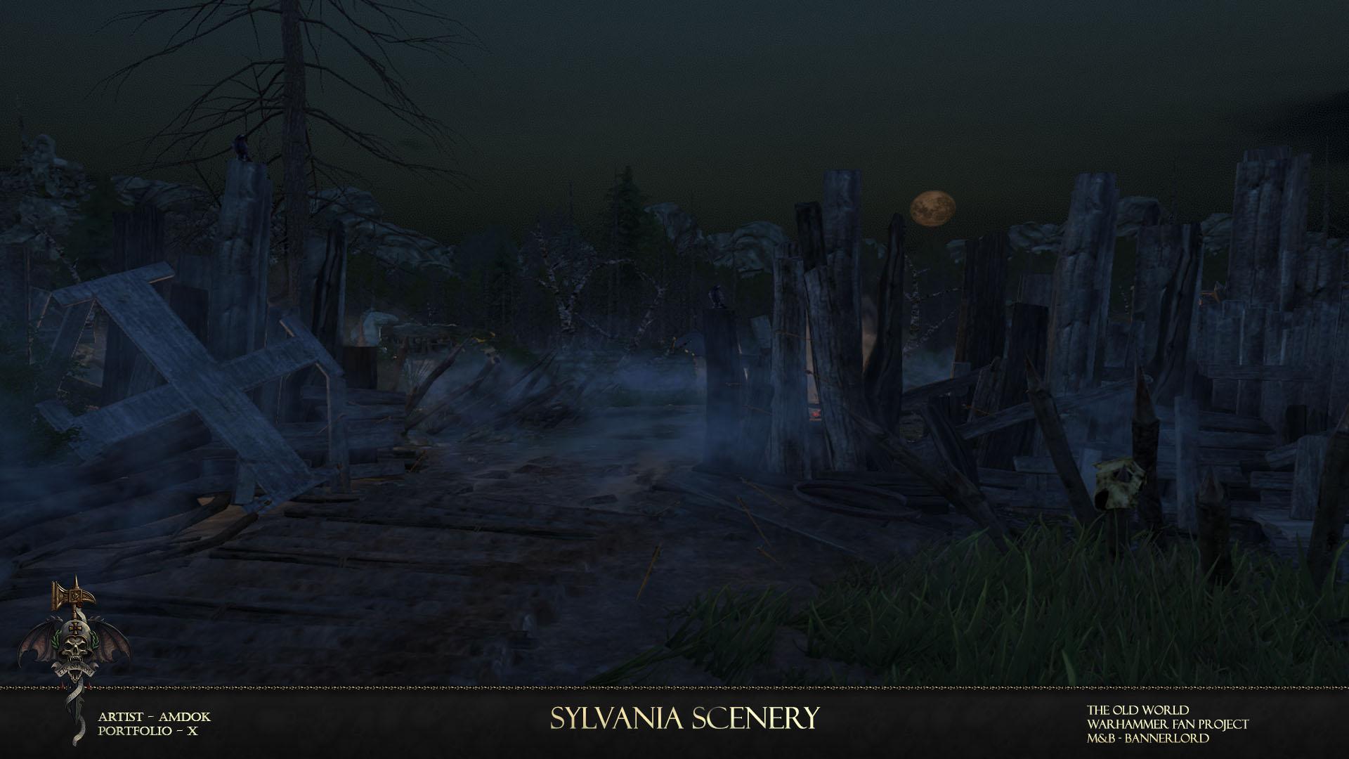 [SP][EN] The Old Realms Sylvania_scenery_1