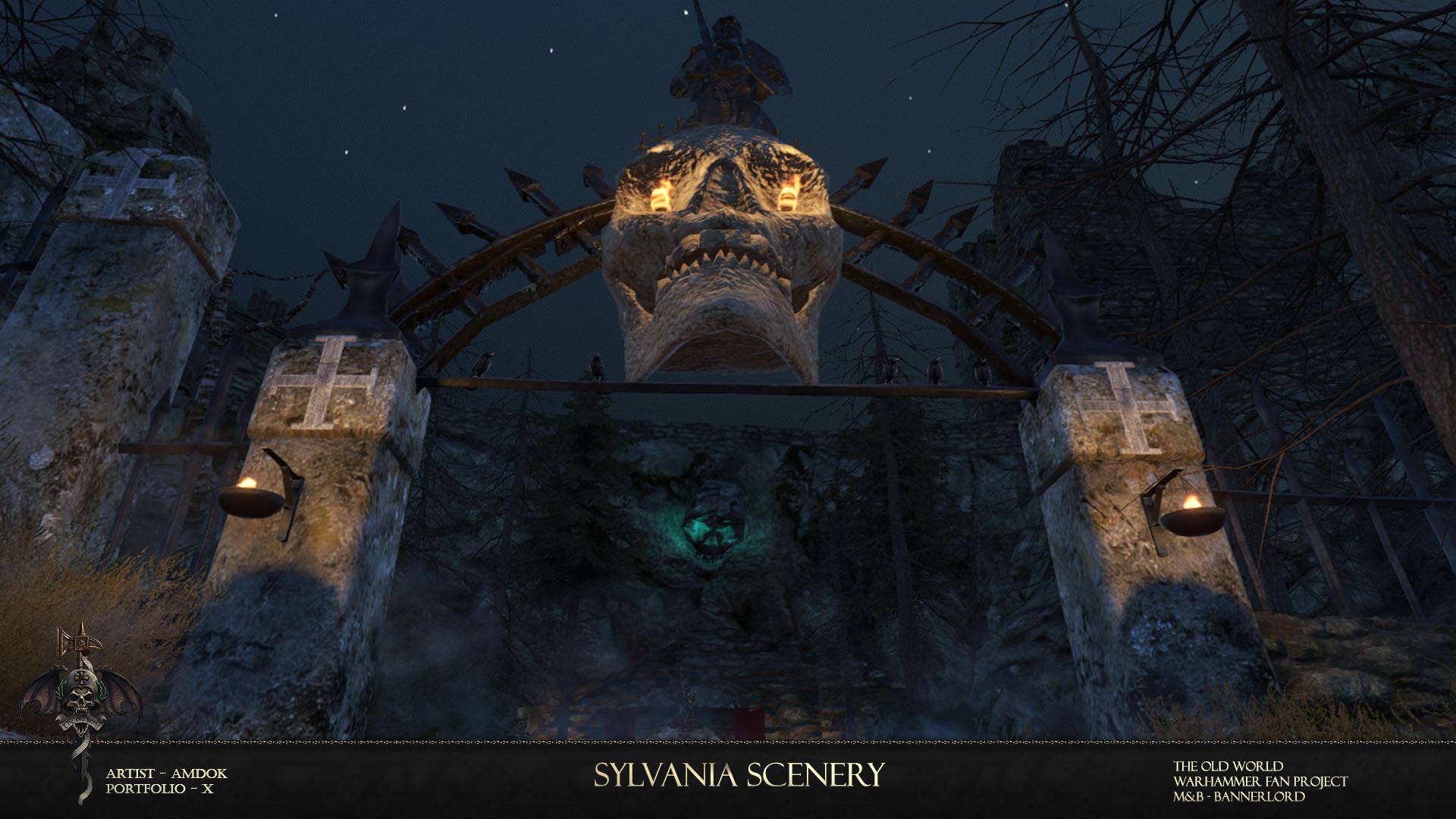 [SP][EN] The Old Realms Sylvania_scenery_4