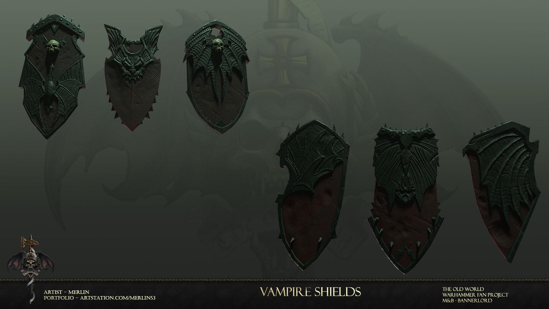 [SP][EN] The Old Realms Vampire_shields