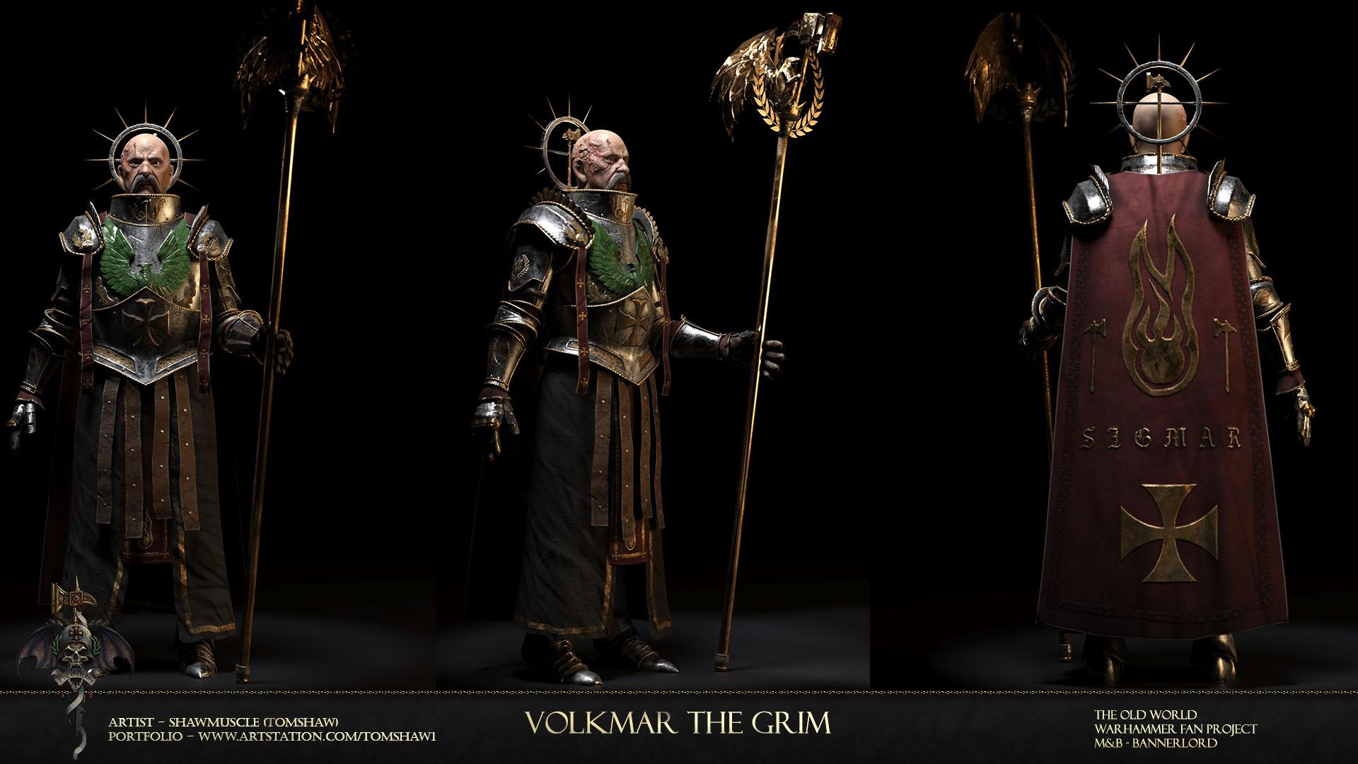 volkmar the grim